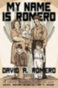 My Name Is Romero Front Cover Low Res.jp