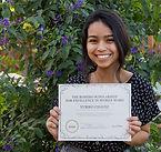 California School News Report - West Covina Unified High School Senior Wins Spoken Word Poetry Scholarship