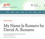Grist - Poetry Review