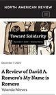 North American Review - Toward Solidarity