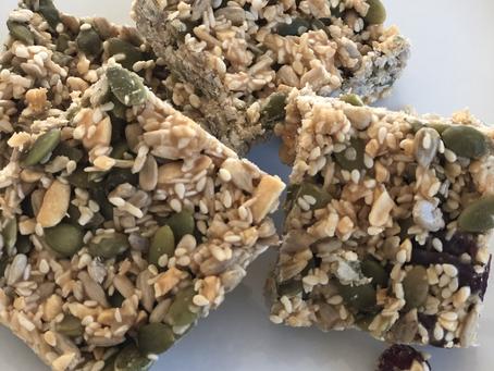 Super Tasty Protein Bars - KETO
