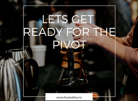 Getting ready to PIVOT