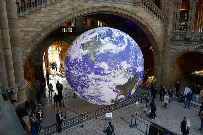 Gaia at Natural History Museum, 2018 (3)
