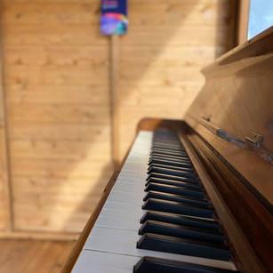 Piano Sheds