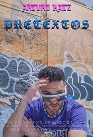 Pretextos Poster Arturo Katz