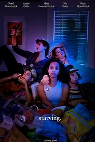 Starving Shortfilm Poster