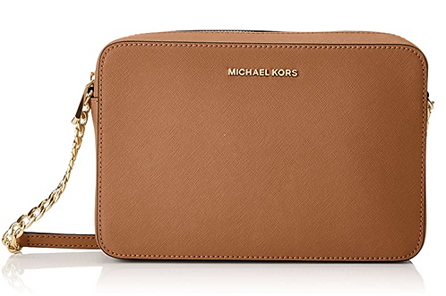 Michael Kors Jet Set LG EW Crossbody Luggage