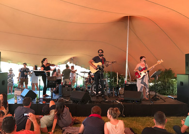 Newton & Co. was one of the bands to perform at Boland Cellar during the Ommiberg Festival.jpg