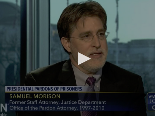 Presidential Pardons and Commutations