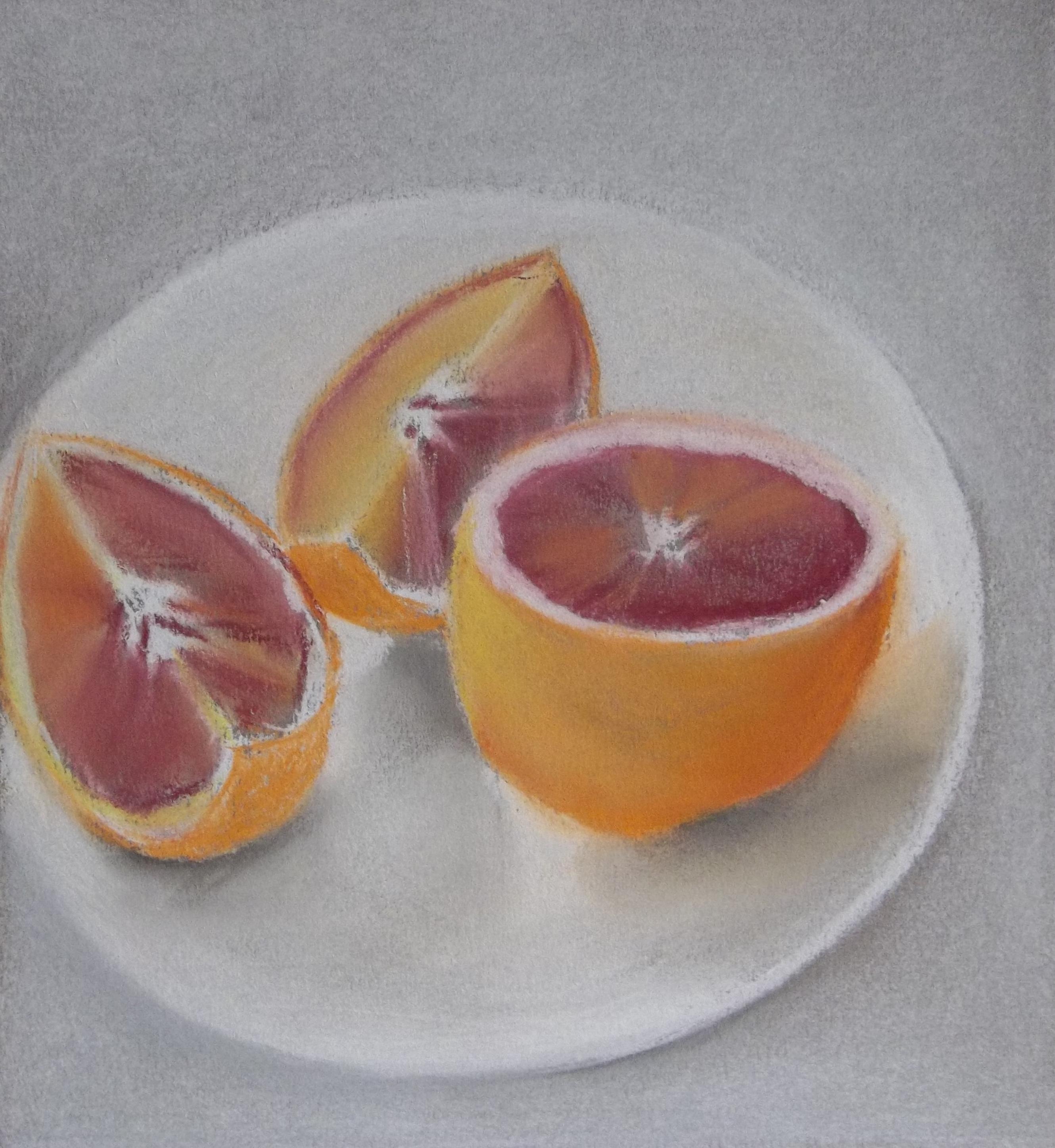 Blood Orange II