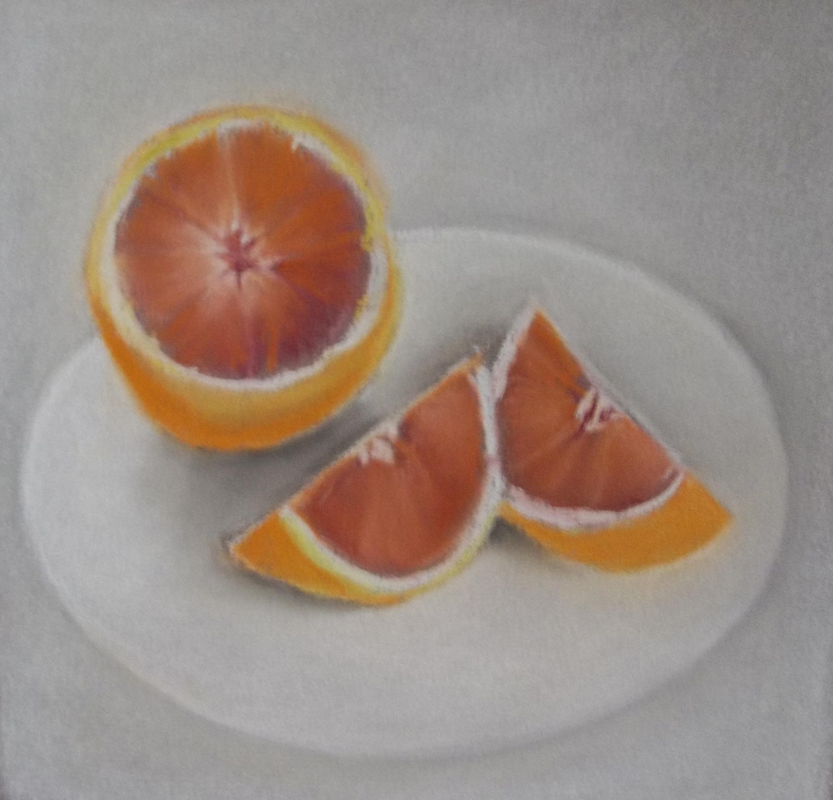 Blood Orange I