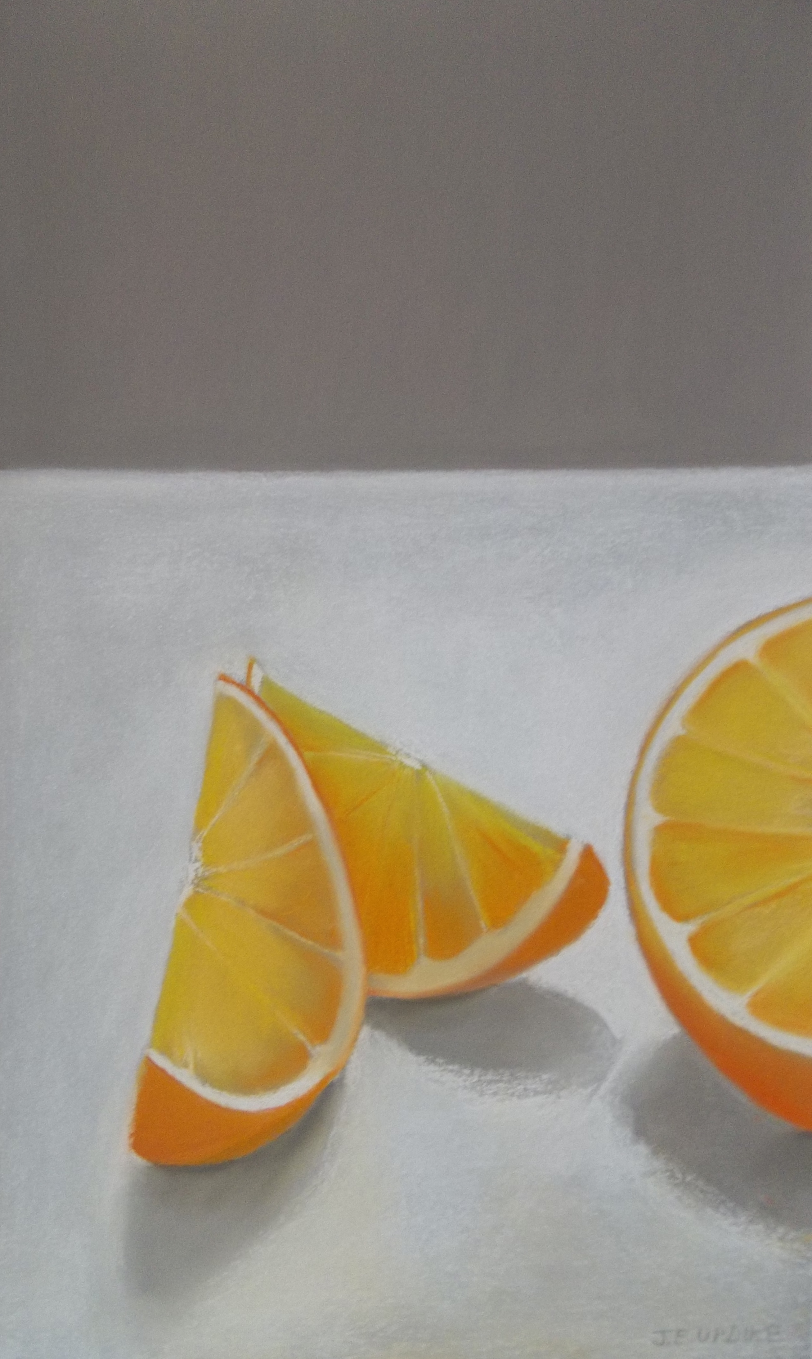 Navel Orange Slices