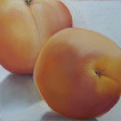 Two Peaches