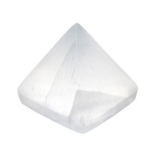 Pyramids - Selenite
