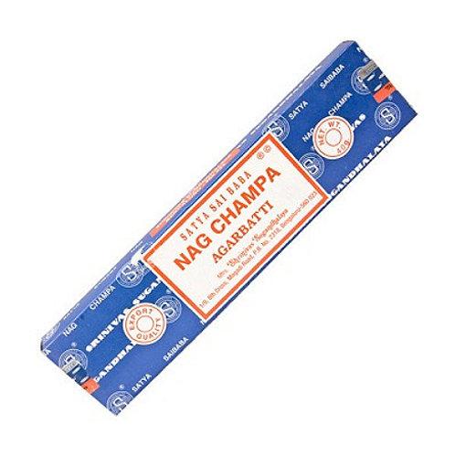 Satya Incense Sticks - Nag Champa 40 g