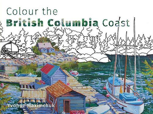 Colour the British Columbia Coast