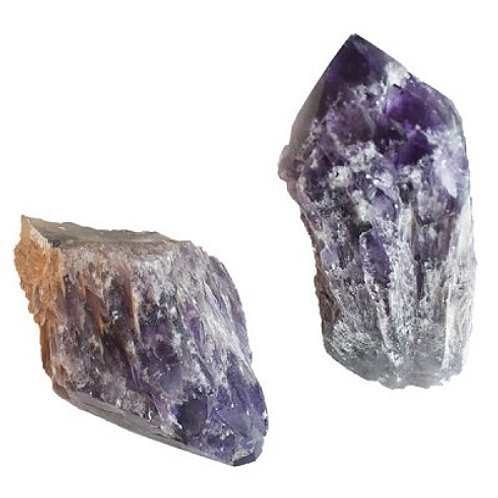 Cathedral Amethyst Torch