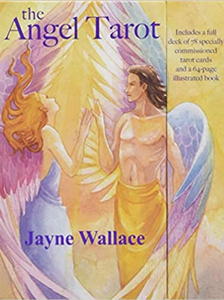 The Angel Tarot: Includes a full deck of 78 specially commissioned tarot cards a