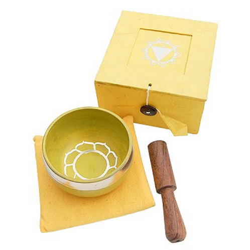 Singing Bowl - Yellow (3 inch)
