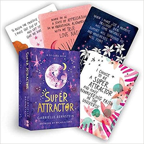 Super Attractor: A 52-card Deck