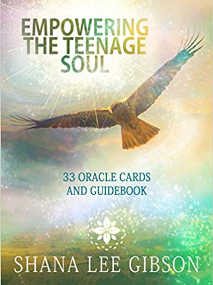 Empowering The Teenage Soul 33 Oracle Cards & Guidebook
