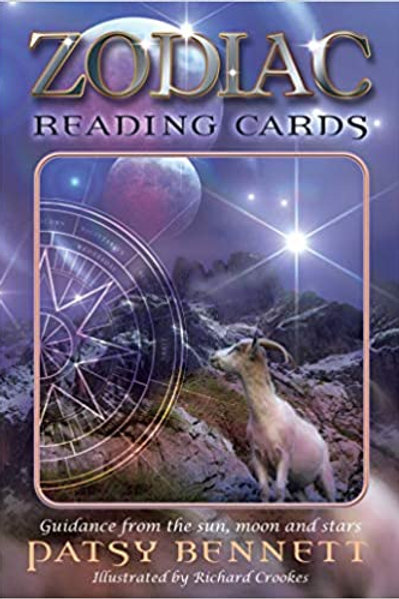 Zodiac Readings Cards (book and cards): Guidance from the Sun, Moon and Stars