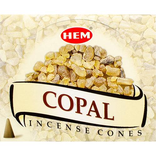 Copal Incense Cones (FIX PRICE)