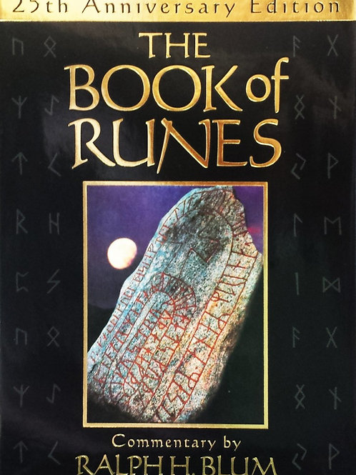 The Book of Runes 25th Anniversary Set