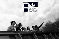 BETONT LÄSSIG Logo
