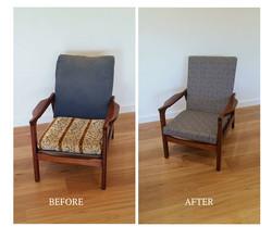 custom, seat cushions