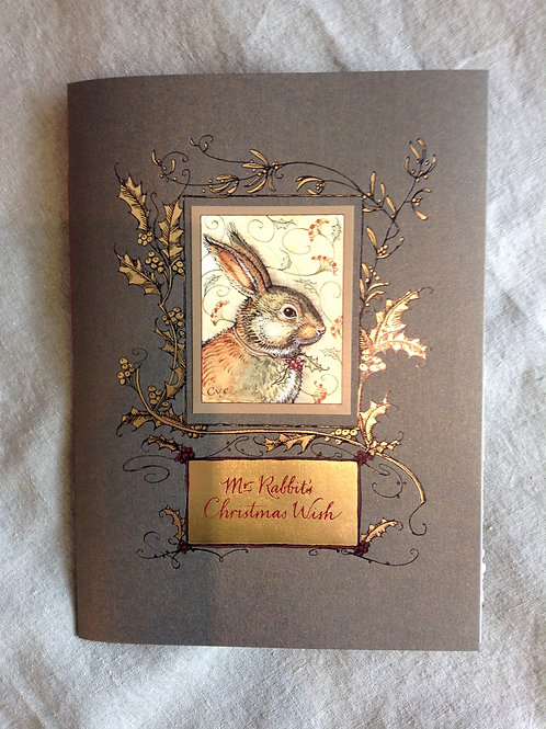"""Mr Rabbit's Symphony of Nature"" by C. Van Sandwyk"