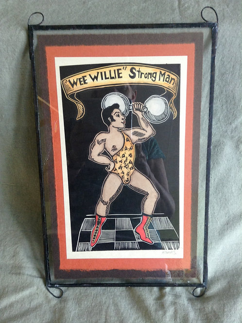 Wee Willie Strongman