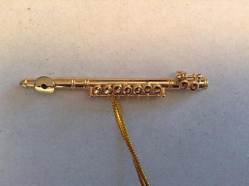 Brass Flute