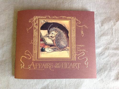 """Affairs of the Heart"" by Charles Van Sandwyk"