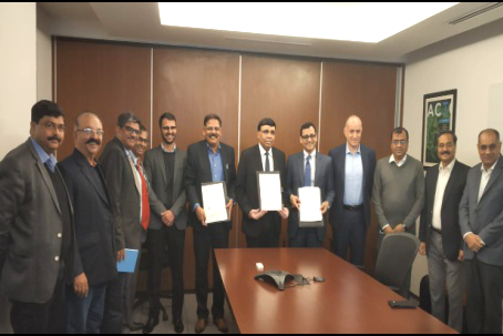 DCM Shriram partners with Rabo Bank & Rivulis for improving water use efficiency