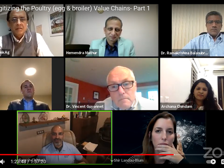 AgClinic- Digitizing the Poultry Value Chains- Part 1