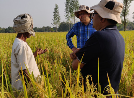 Digital Farming- The Path Less Taken? (SeedWorks International)