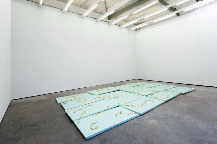 ÷ (connecting studies), Gallery Oel-Früh, 2019