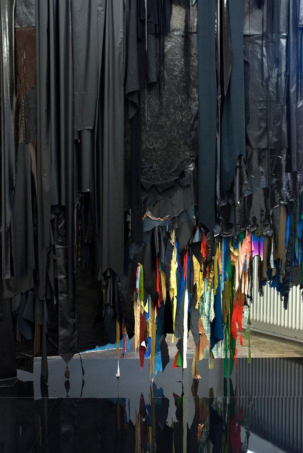 Detail Curtain, 2010