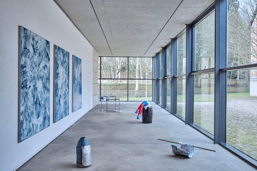 Ghostwritings, 2017, Gallery Wassermühle Trittau