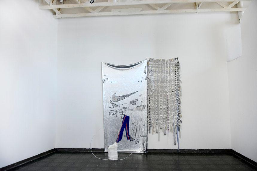 Exercise, 2019, Art Center 18th Street, Santa Monica, L.A.