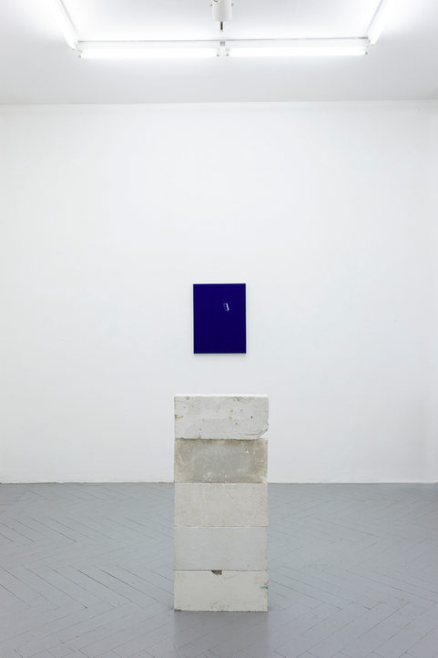 """Exhibition """"A Table Rose Twice"""" 2020, with Daniel Hörner, Frise Hamburg"""