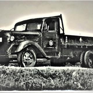 CHIBA Cargo創業当時の第一号車