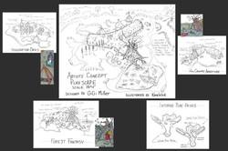 Design concept for The Playarium