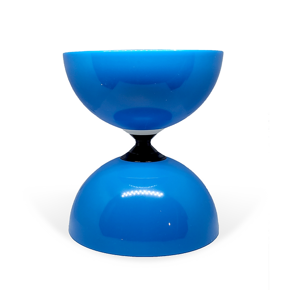 Blue Fly Single Bearing Diabolo