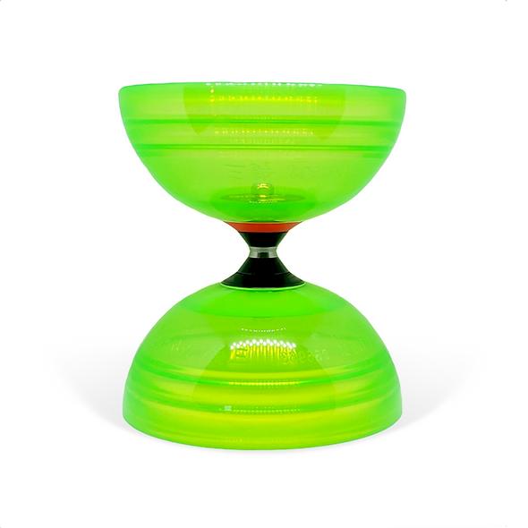 Green Shiny Triple Bearing