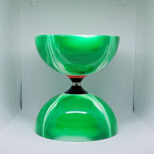 Green Marble Triple Bearing