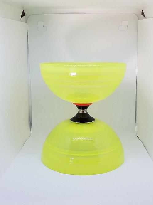 Yellow Shiny Triple Bearing