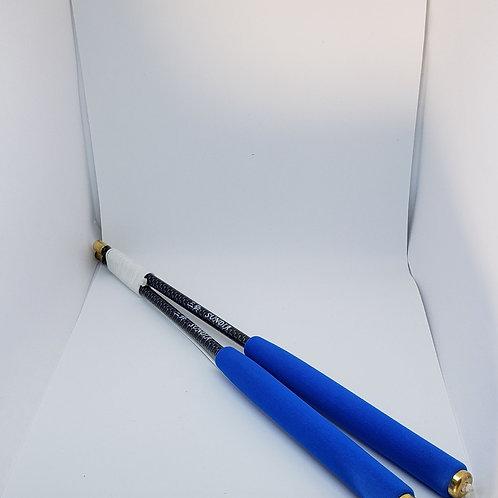 Blue Shadow Carbon Fiber Stick