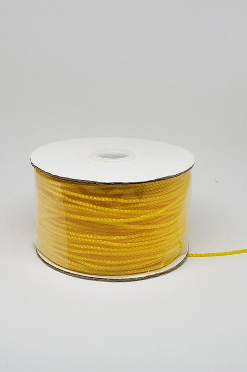 Yellow Nylon String